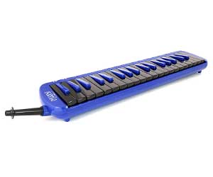 D'Luca Blue 37 Key Jungle Melodica with EVA Carrying Case Review
