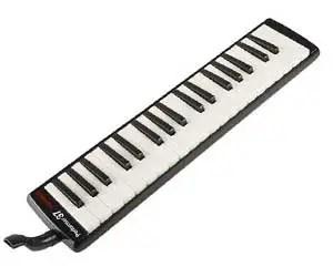 Hohner Performer 37 Key Melodica - Black Review