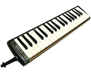 SUZUKI M-37C Melodion Melodica From Japan Review