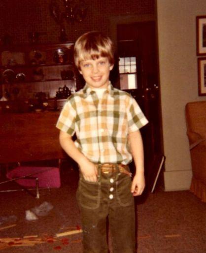 Steve - age 8