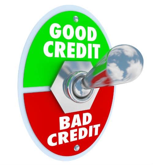 re-establish credit