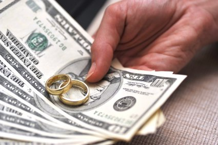 wedding debt - Lynnette Khalfani-Cox