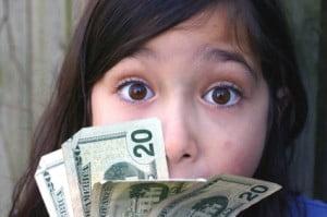 give your kids an allowance