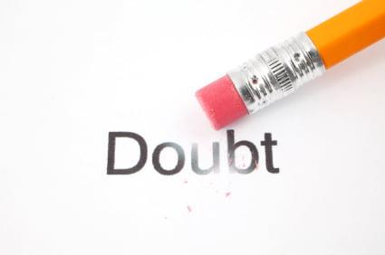 erase_doubt