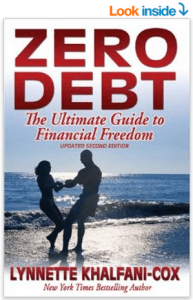 Zero Debt The Ultimate Guide to Financial Freedom 2nd Edition Lynnette Khalfani Cox 9781932450804