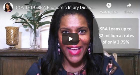 SBA Economic Injury Disaster Loans and Grants