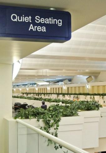 """MSP Quiet Area - Welcome to """"Hidden Airport"""""""