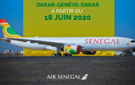 Air Senegal A330 1 1024x565 - Bonjour Air Senegal