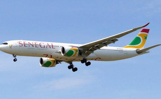 Air Senegal A330 1024x602 - Bonjour Air Senegal
