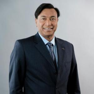 Lakshmi Mittal Indian billionaire