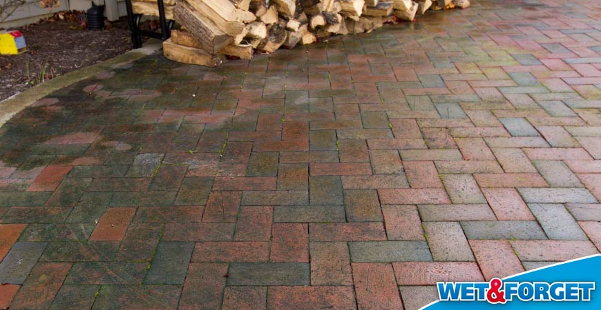 wet forget outdoor your ideal brick