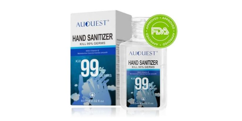 Auquest hand sanitizer review