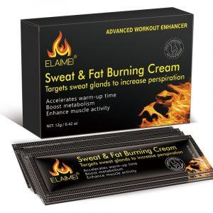 Portable Workout Enhancer Sweat Cream from ELAIMEI