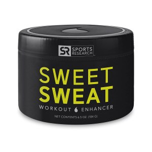 Sweet Sweat Jar from Sports Research