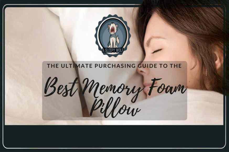 best-memory-foam-pillows