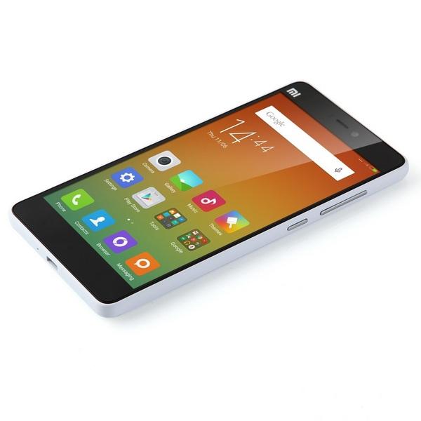 Xiaomi Mi4i - вид справа