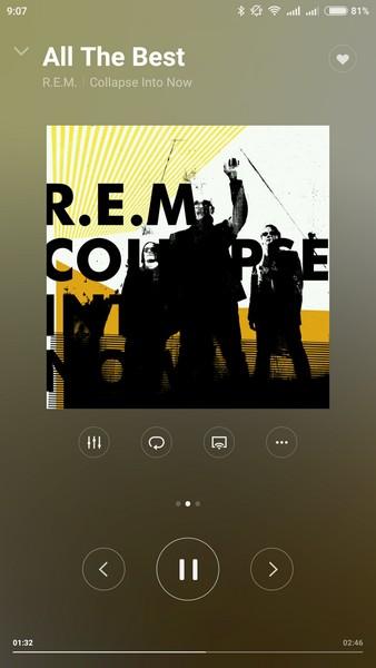 Xiaomi Mi4i - аудио 2