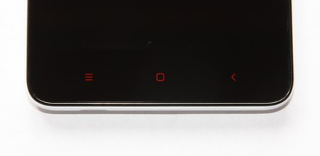 Xiaomi Redmi Note 2 - Buttons
