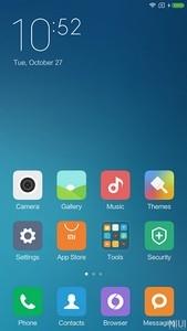 MIUI 7 - Desktop