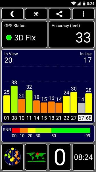 OnePlus X - GPS 1