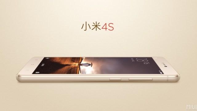 Xiaomi Mi4S - Promo photo 1