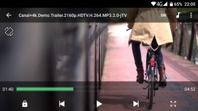 Ulefone Power - Video 4K