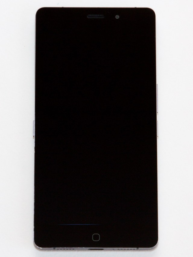 Elephone P9000 - Face side