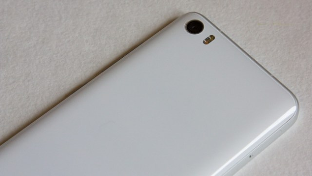 Xiaomi Mi5 - Camera