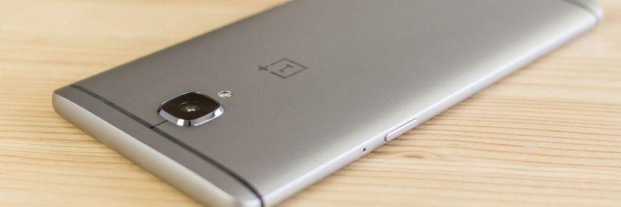 OnePlus 3 в наличии на TomTop плюс скидка $15