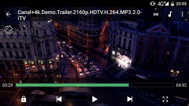UMi Super Review - 4K video