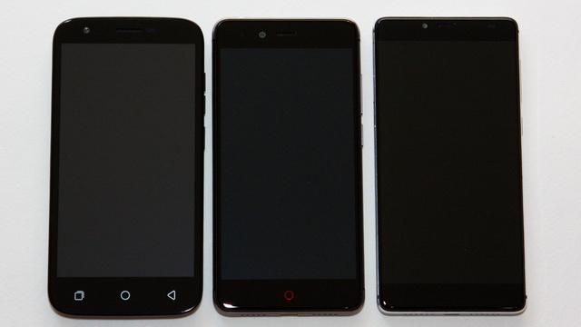 Nubia Z11 Mini & Elephone S3 & Ulefone U007