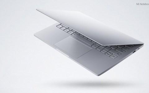 Mi Notebook Air — первый ноутбук от Xiaomi