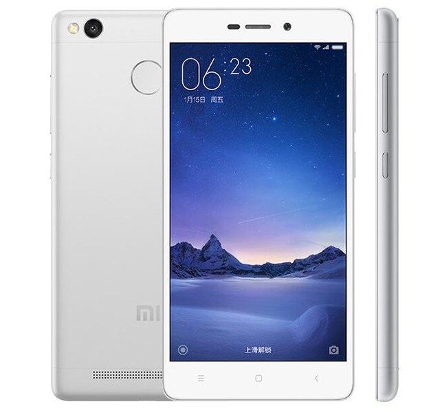 Xiaomi Redmi 3s Silver