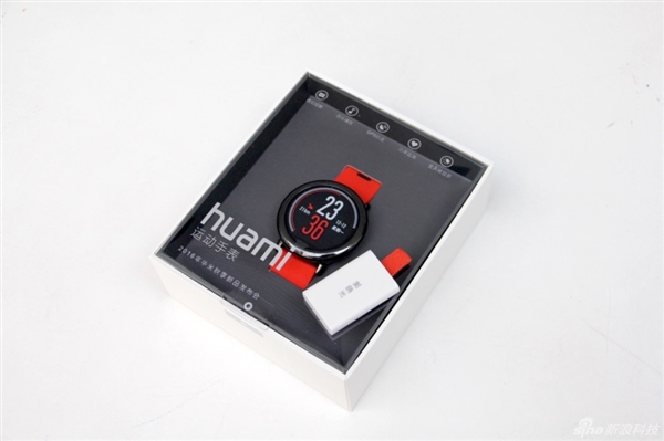 Huami Amazfit Watch
