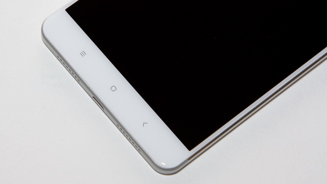 Xiaomi Mi Max Review - Down side face