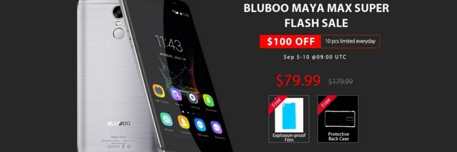 Bluboo Maya Max — акция за $79 в GearBest