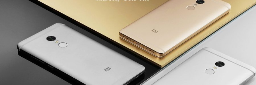 Xiaomi Redmi Note 4 — как установить прошивку