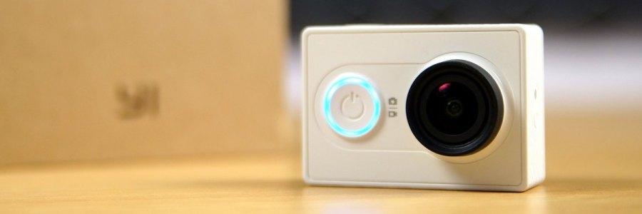 Обновляем прошивку на экшен-камере Xiaomi Yi