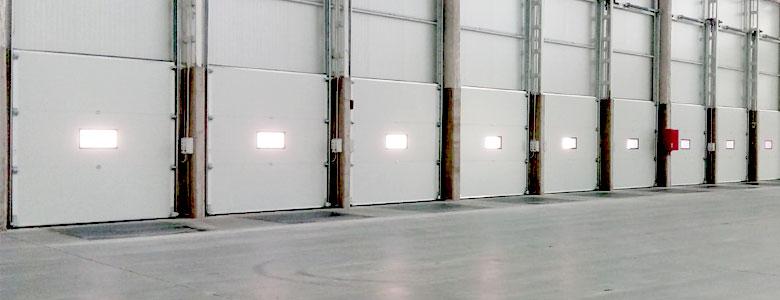portes sectionelles