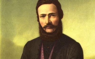 Ľudovít Štúr (29. 10. 1815 – 12. 1. 1856)