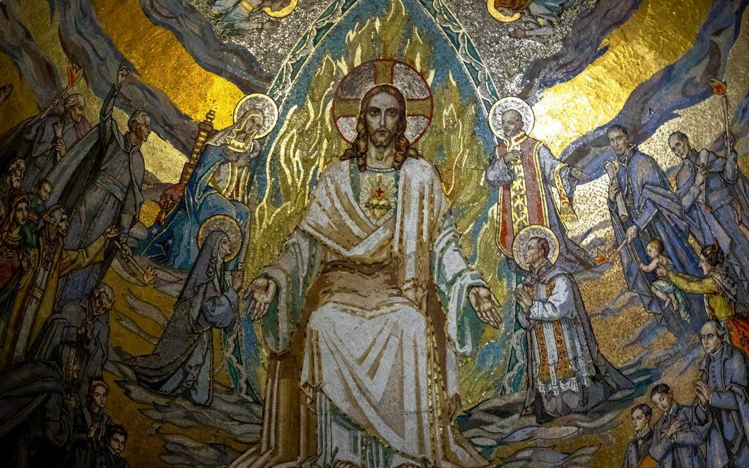 Ježiš Veľkňaz, ale nie ľudský