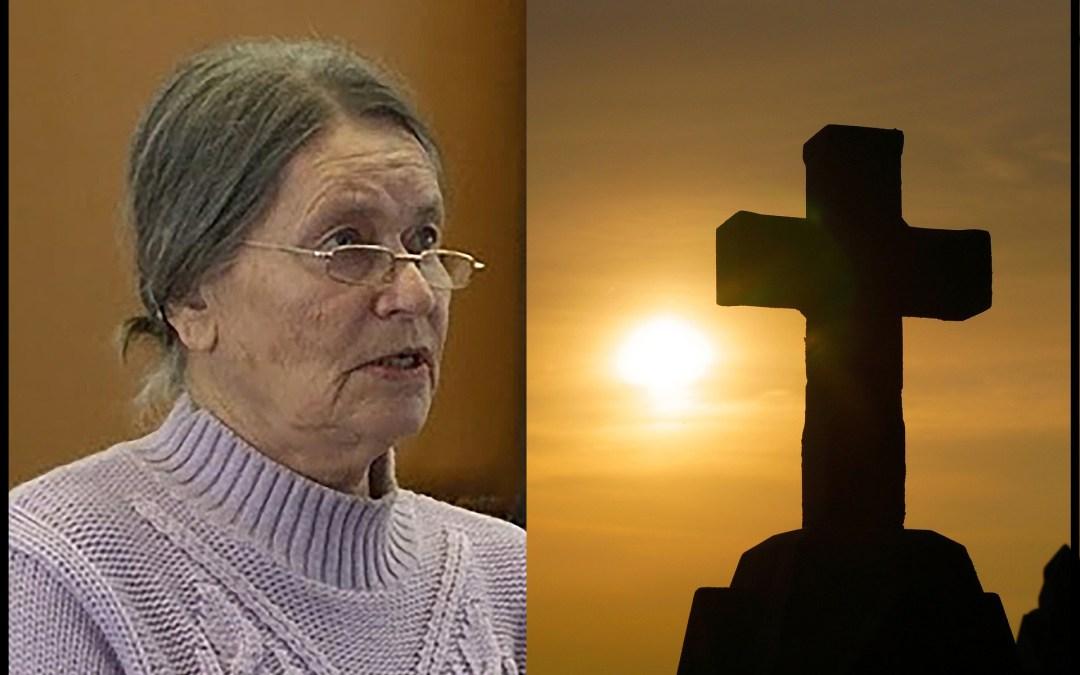 Spomíname na Zoru Kachničovú