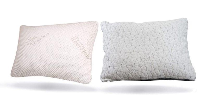 coop eden adjustable pillow review