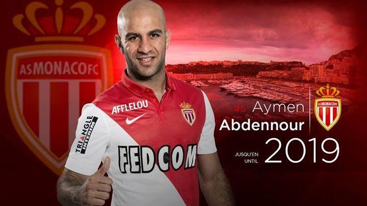 Abdennour prolonge jusqu'en juin 2019