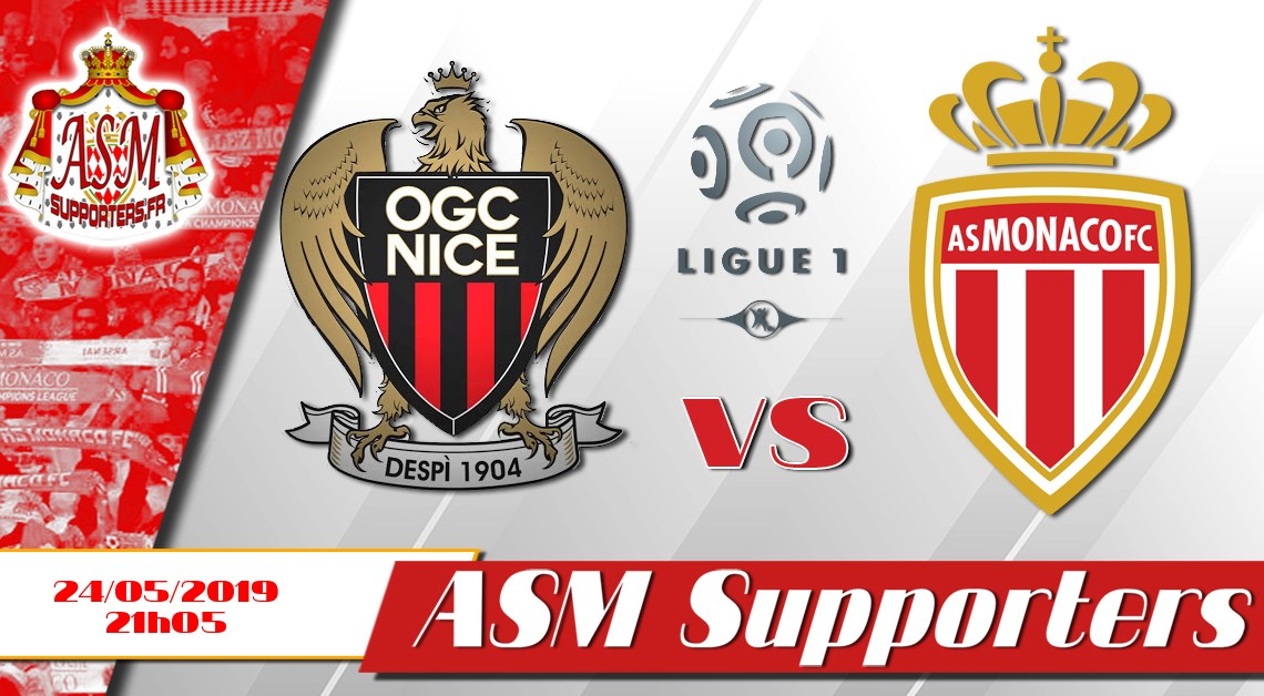 Nice-Monaco : le derby en chiffres