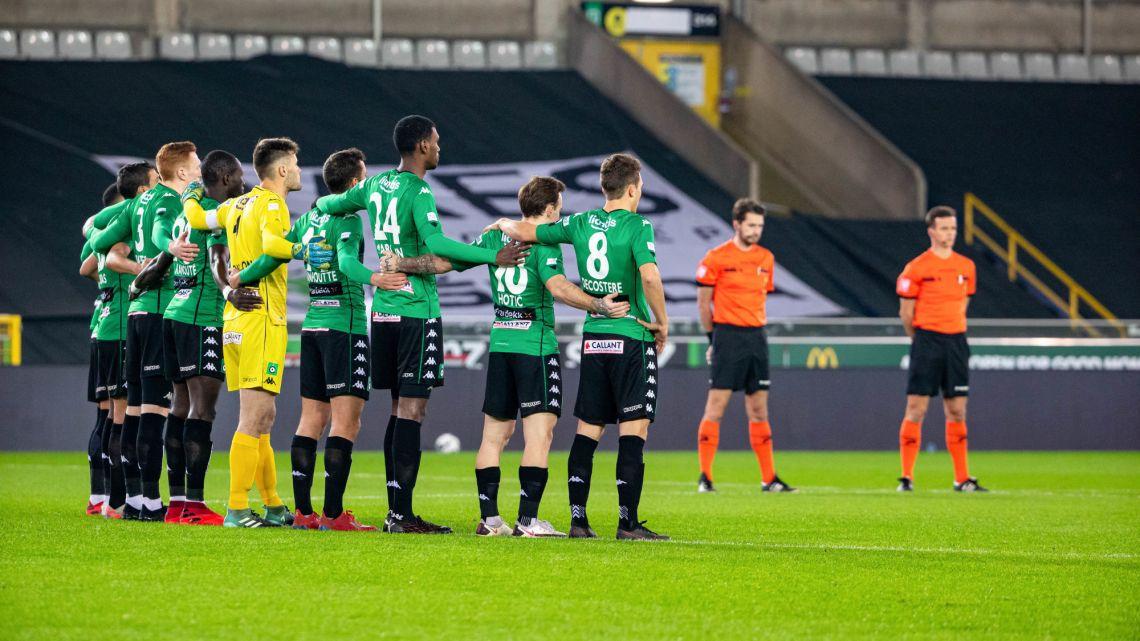 Cercle Bruges : nouvelle défaite