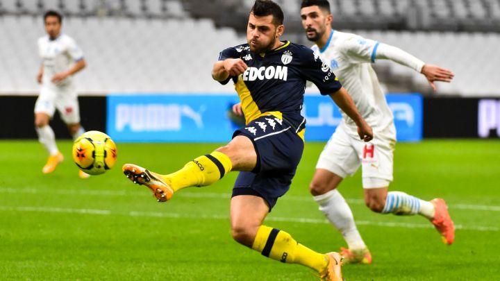 Monaco s'incline à Marseille (2-1)
