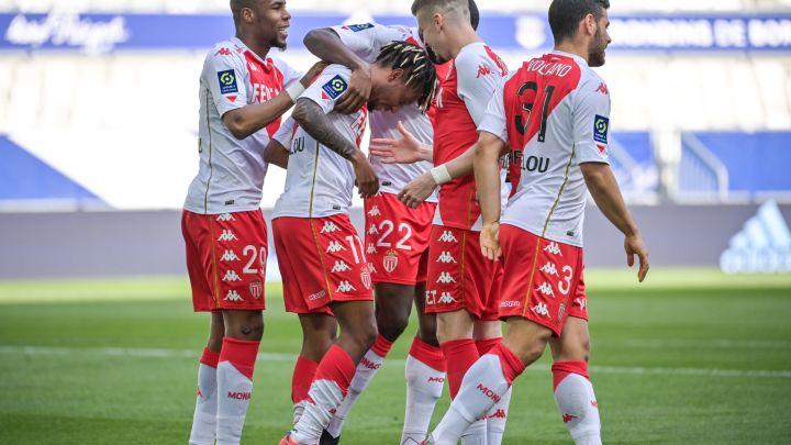 FCGB-ASM : Monaco maîtrise Bordeaux