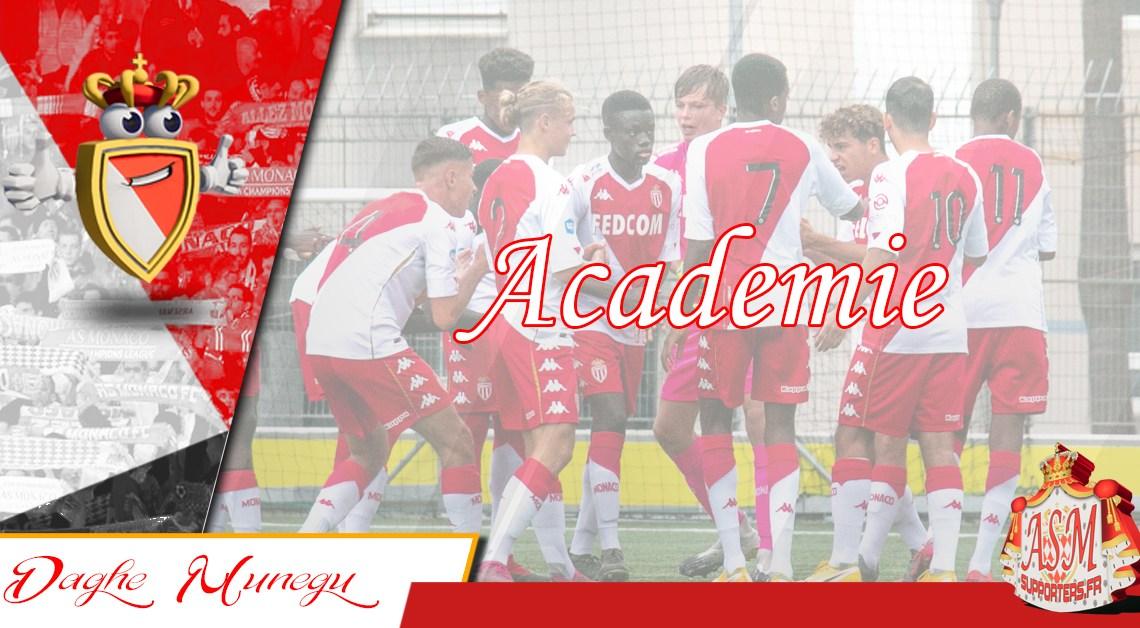 Academy : les résultats du week-end
