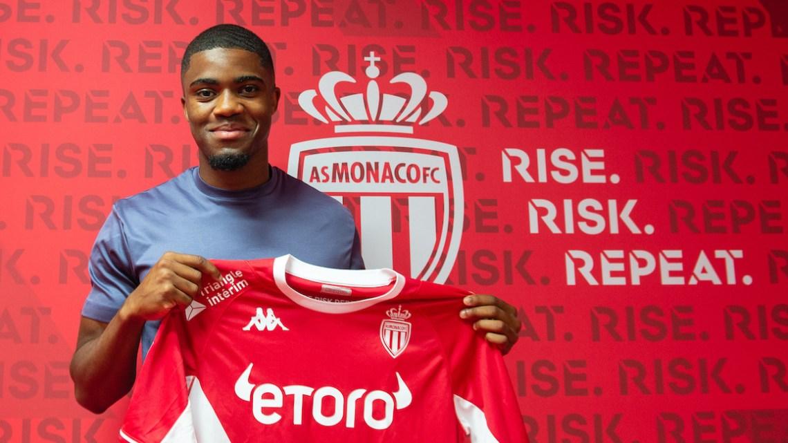 Officiel : Myron Boadu est Monégasque